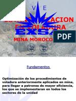 Estandarizacion en Voladura - Morococha - Exsa.ppt