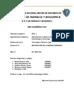 Informe 3 - Destrucción de La Materia Orgánica