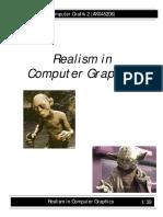 Realisme Pada Komputer Grafik