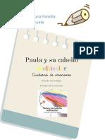 Recursos Para Familia y Escuela- Cuaderno de Emociones de Paula y Su Cabello Multicolor