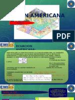 Ecuacion Americana Presentacion