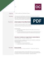 resume-olgacotter2032