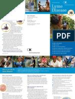EPI Education Lymebrochure2007 20090508