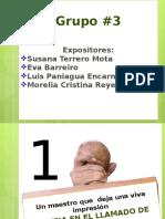 Presentacion El Llamado Del Maestro 2