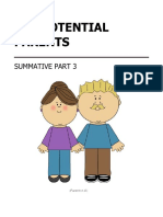 the potential parents