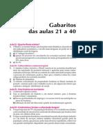 Telecurso 2000 - Geografia Gab02
