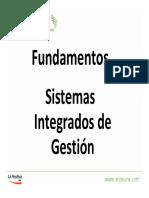 1.- Fundamentos SIG - Peru Parte 1