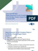 Case Study Nile Basin