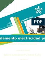 Fundamentos de Electricidad Parte I