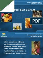 Alimentos-que-curam - Petrobras.pps