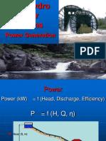 Small Hydro Technology 6