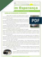 BOLETIM ESPERANÇA 12_Suplemento_Geraldo Guimarães