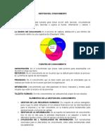 Documento de Apoyo - Gestión Del Conocimiento (1)