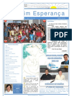 BOLETIM ESPERANÇA 13