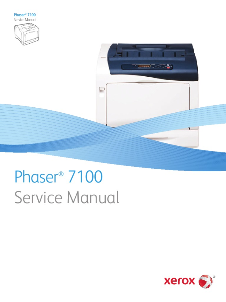 service manual phaser7100 computer networking technology rh es scribd com phaser 7100 service manual pdf xerox phaser 7100 service manual