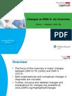 DSM 5 PowerPoint