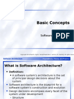 Basic Concepts of Software