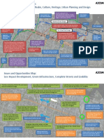 Bethune St Project - Issues and Opportunities Map