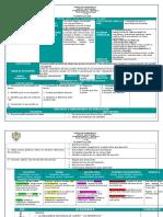 Planificacion Por Competencias Del 1 Al 15 de Noviembre Lenguaje y Comunicacion Escribir y Leer Cea