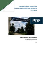 Kajian Upgrading IPLT Kalimulya Depok