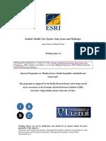 Irelandss Health Care System