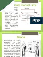 especificacion de erramientas de construccion