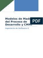 Modelos de Madurez Del Proceso de Desarrollo y CMMI (2)