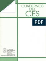 El proceso de causalidad en las ciencias sociales