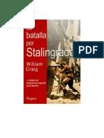 Craig William, La Batalla Por Stalingrado