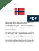 Comparación Logística de Noruega Con Panamá