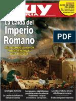 Muy Historia - Junio 2015 - Caida de Roma