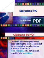 EjerciciosIHC