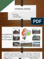 Patrimonio Vivienda Nativa(1)