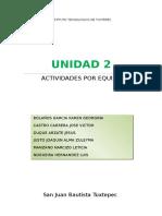 Portafolio de Evidencias Taller de Investigacion Unidad 2