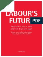 Labour's Future 19.05.16