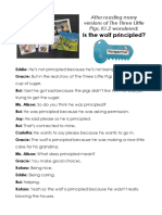 is the wolf principled - p4c