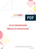 Incibe Kit de Conciencia Manual de Implantación
