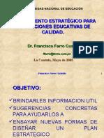 Planeamiento Estratégico 2005( FARRO CUSTODIO)