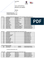 Orden Definitivo II Trofeo Gabias 21 Mayo 2016