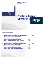 FreeStyle Shaper, Optimizer, & Profiler