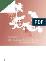 Responsabilidad Social Universitaria Resumen Ejecutivo