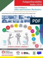 FatigueDurabilityIndia2016 Brochure Email