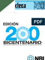 El Nbixteca Edición Bicentenerario
