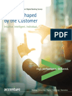 Accenture 2015 North America Consumer Banking Survey