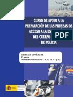 Policia Nacional Ciencias Juridicas UD2