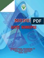 10. Modul Anti Korupsi