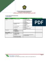 Klasifikasi Bidang Usaha Industri Penunjang Migas