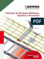 Catalogo Pemsa Sistemas Portacables