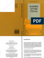 Buisness Letters for All