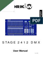Stage2412 Dmx Manual-En